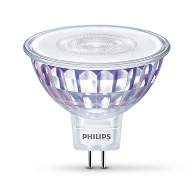 Philips Dimbare MR16 LED Spot WarmGlow 5W (35W Vervanger)