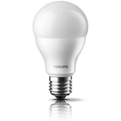 Philips E27 LED lamp 10W (vervangt 60W) 2700K