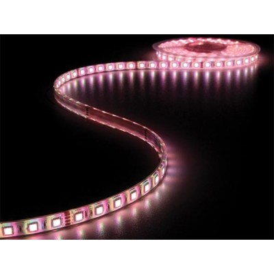 LED Strip RGB 5 meter IP68 24V 60 LEDs type 5050 per meter)