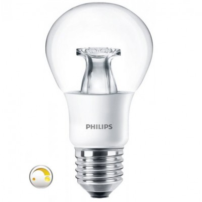 6W Philips E27 LED lamp Warmglow 2200-2700K