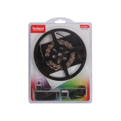 Warm Witte LED strip 3m