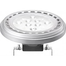 Dimbare AR111 LED lamp 15W 2.700K (Philips)