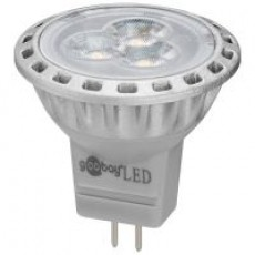 2,5W MR11 LED 20W Vervanger Koel Wit