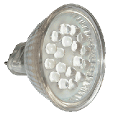 MR16 LED lampen, 12V Warm Wit