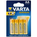 Varta Superlife AA Penlite batterijen 4 stuks
