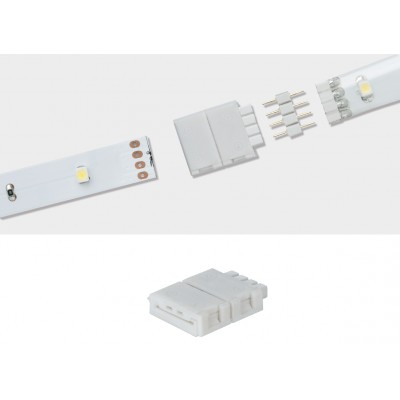 LED strip clip connector set van 2