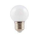 Warm Witte LED Prikkabel lamp 1W E27 Fitting