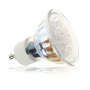 GU10 LED lamp (230V) Wit
