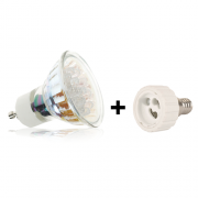 E14 LED lamp (230V) Warm Wit